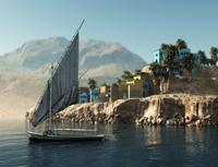 Luxor Felucca Ride