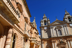 Malta (Valletta) Mdina Walking Tour cruise excursion