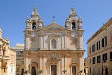 Malta (Valletta) Rabat Walking Tour cruise excursion