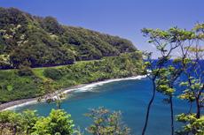 Maui Road to Hana cruise excursion