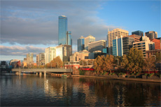 Melbourne City Tour cruise excursion