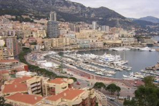 Monaco (Monte Carlo) Scenic Drive cruise excursion