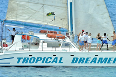 Montego Bay Catamaran Tour