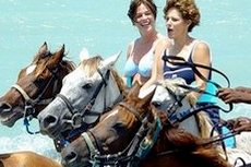 Montego Bay Horseback Riding cruise excursion