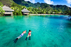 Moorea Lagoon Excursion cruise excursion