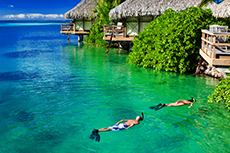 Moorea Snorkeling cruise excursion