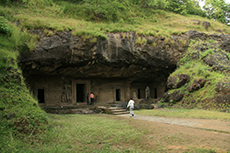 Mumbai (Bombay) Elephanta Caves cruise excursion