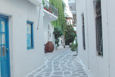 Mykonos City Tour cruise excursion