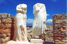 Mykonos Island of Delos
