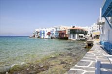 Mykonos Little Venice cruise excursion