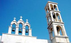 Mykonos Panagia Tourliani Monastery