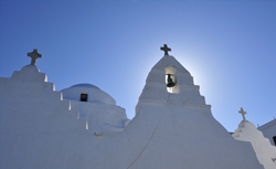 Mykonos Paraportiani Church cruise excursion