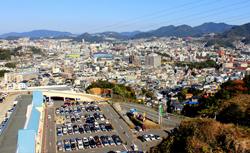 Nagasaki City Tour cruise excursion