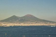 Naples Mt. Vesuvius cruise excursion