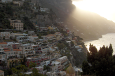Naples Positano Walking Tour