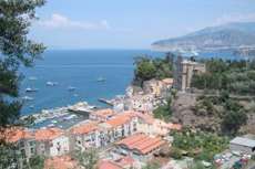Naples Sorrento cruise excursion