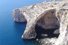 Naples Blue Grotto