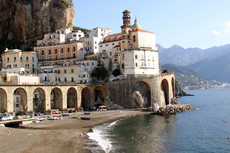 Naples Amalfi Coast cruise excursion