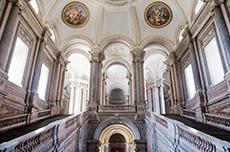 Naples Royal Palace of Caserta cruise excursion
