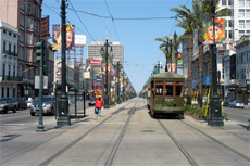 New Orleans City Tour cruise excursion