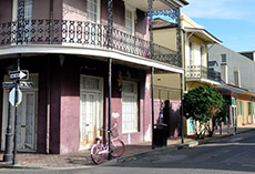 New Orleans French Quarter Walking Tour cruise excursion