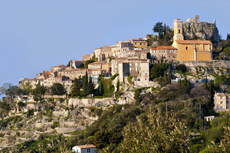 Nice Eze Walking Tour