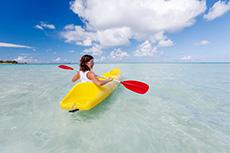 Noumea Kayaking