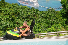Ocho Rios Bobsled Tour