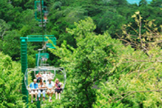 Ocho Rios Chairlift cruise excursion
