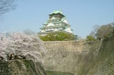 Osaka Nijo Castle cruise excursion