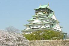 Osaka Osaka Castle cruise excursion