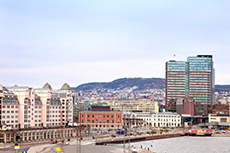 Oslo City Tour cruise excursion