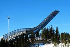 Oslo Holmenkollen Ski Jump