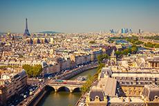 Paris City Tour cruise excursion