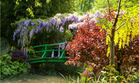 Paris Monet at Giverny Gardens