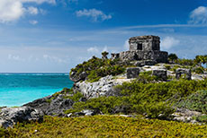 Playa del Carmen (Calica) Tulum Mayan Ruins cruise excursion