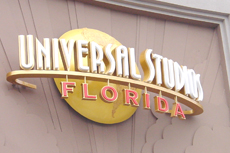 Port Canaveral (Orlando) Universal Studios / Islands of Adventure cruise excursion