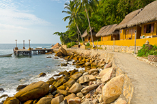 Puerto Vallarta Yelapa Walking Tour cruise excursion