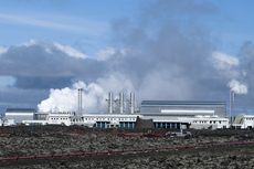 Reykjavik Geothermal Power Plant cruise excursion