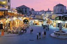 Rhodes City Tour cruise excursion