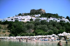 Rhodes Lindos Walking Tour cruise excursion