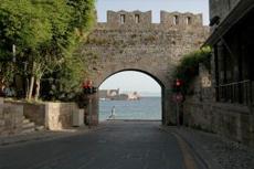 Rhodes Rhodes Old Town