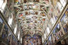 Rome (Civitavecchia) Sistine Chapel cruise excursion