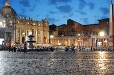 Rome (Civitavecchia) St. Peter's Square cruise excursion