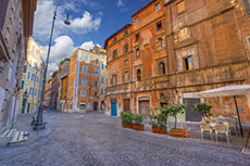 Rome (Civitavecchia) Jewish Quarter cruise excursion