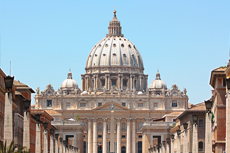 Rome (Civitavecchia) St. Peter's Basilica cruise excursion