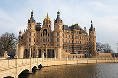 Rostock (Warnemunde) Schwerin Castle cruise excursion