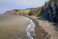 Saint John (New Brunswick) Bay of Fundy
