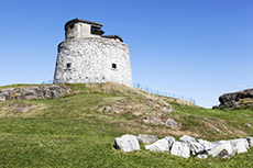 Saint John (New Brunswick) Carleton Martello Tower