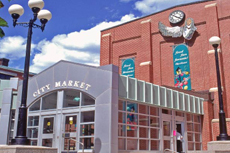 Saint John (New Brunswick) Old City Market